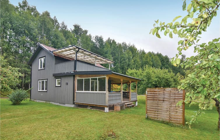 Holiday cottage with 2 bedrooms on 93m² in Munkfors