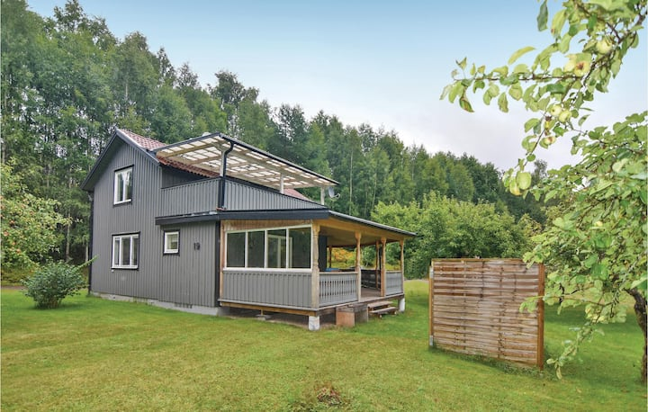 Stunning home in Munkfors with WiFi and 2 Bedrooms