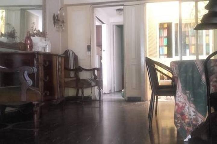Habitacion en Casa para Señoritas en zona Congreso