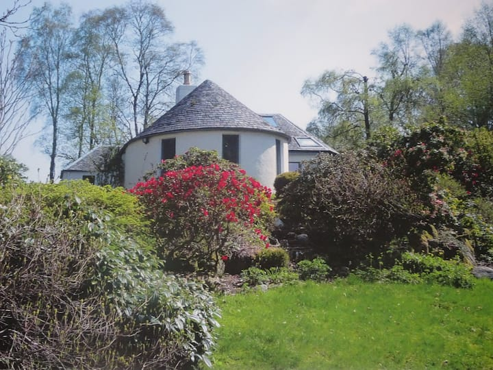 Insh Cottage - Peaceful, relaxing & comfortable