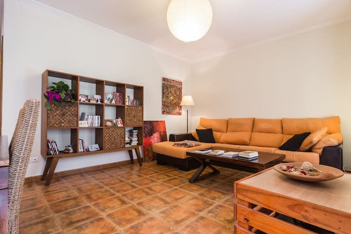 Apartment close to the beach and City of Arts - València - Apartment