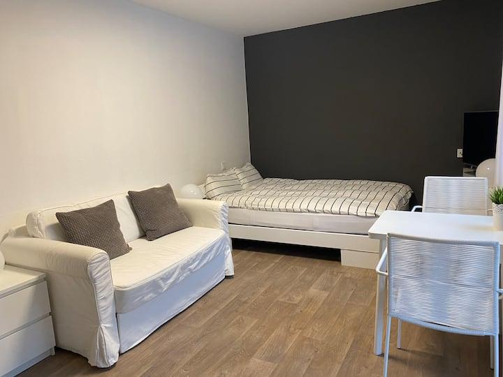 """Zimmer """"Bulli"""" am Stadtpark"""