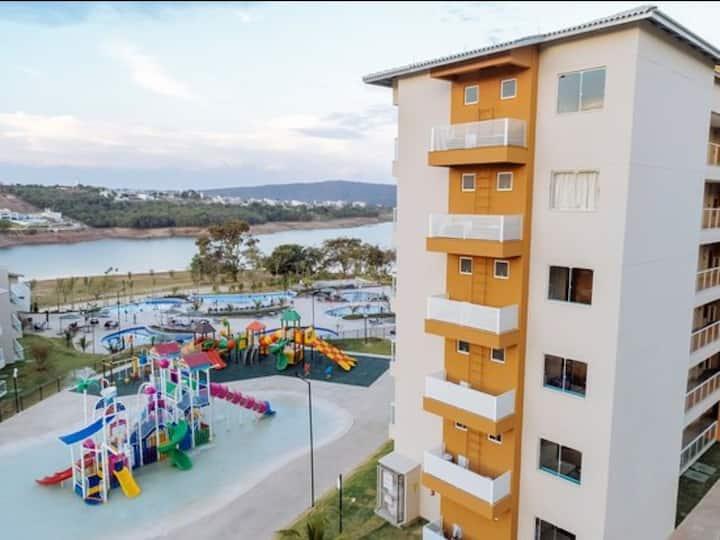 Apartamento Ilhas do Lago - Caldas Novas (GO)