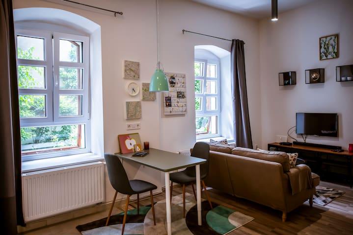 Bingo apartman- few steps from Széchenyi square