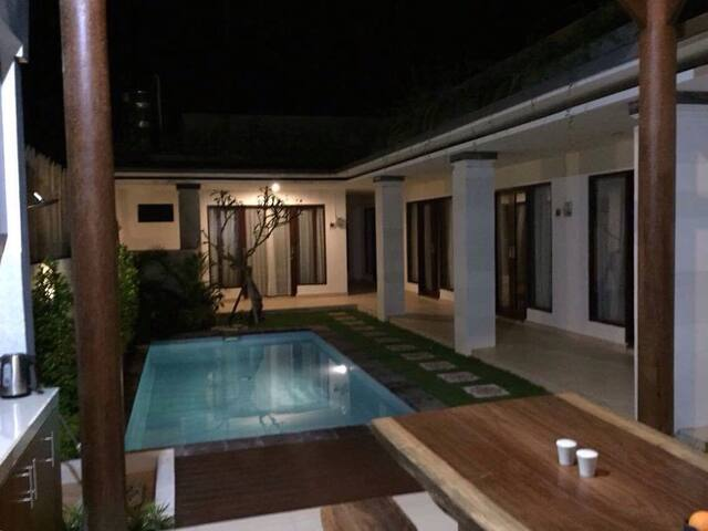 Canggu villa, private rooms. - Badung - Villa