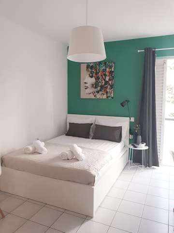 Cozy studio in the heart of Heraklion