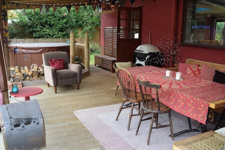 Family Friendly Home- Chichester - Shopwhyke - House