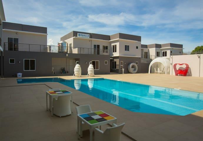 세부 에델로 리조트 (Edello resort C동)