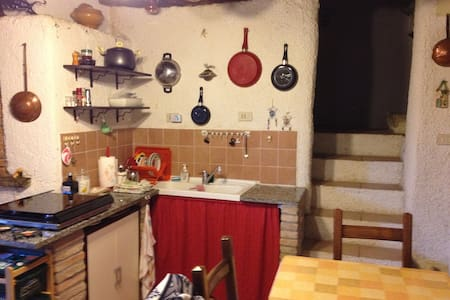 Old Village Bakery Converted to a Holiday Home - Poggio Santa Maria
