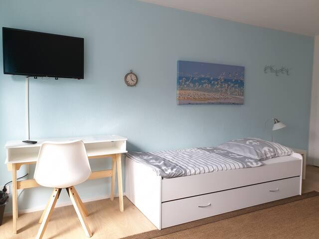 Schönes maritimes Zimmer in Lingen