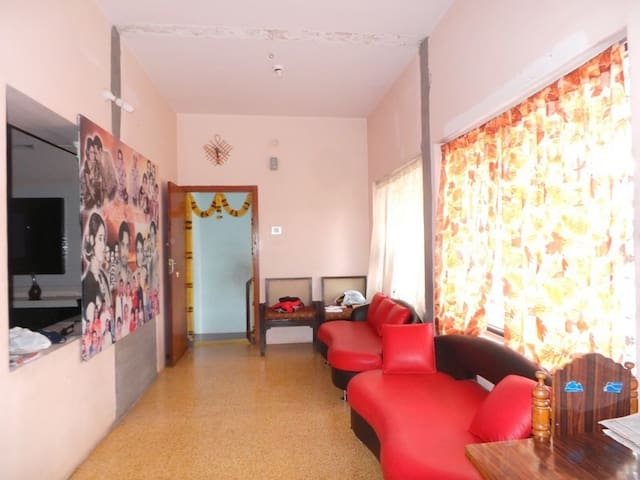 Fully Furnished  1st floor house