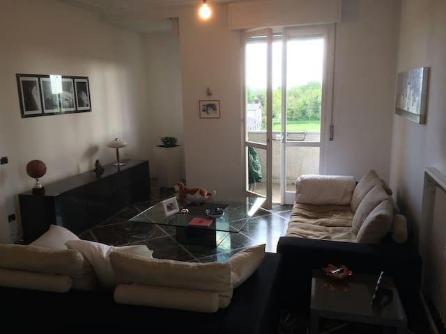 Appartamento 120 mq - Rivolta d' Adda