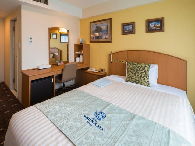 Hotel Boston Plaza Kusatsu - Standard Single Room(Breakfast x/ Dinner x)