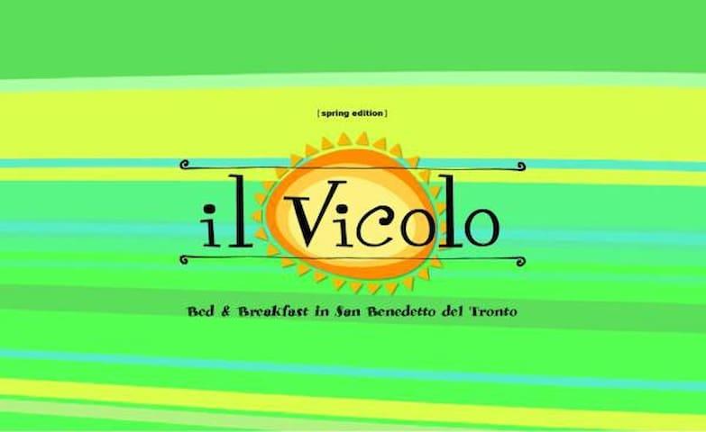 """B&B Il Vicolo - camera """"Sea"""""""
