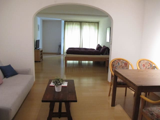 Bed & Breakfast Darlux, (Bergün/Bravuogn), 209, Suite