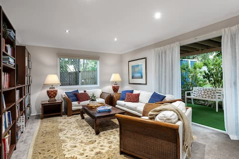 Manly Escape - Quiet Retreat at The bay