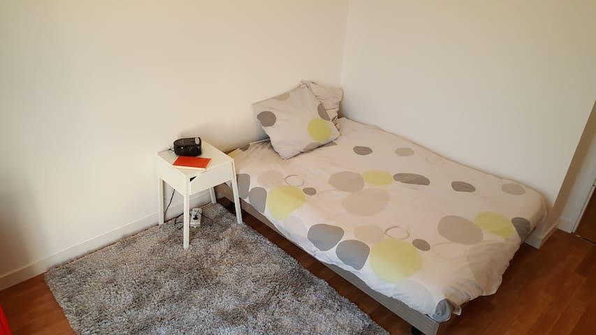 Chambre chez l'habitant - Niort - Kondominium