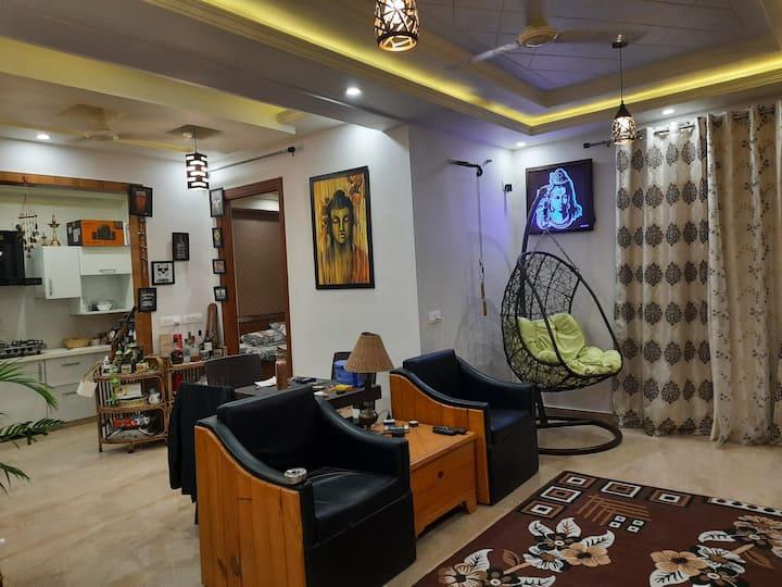 Hill View Apartment in heart of Dehradun