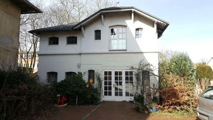 Gemütliche Altstadt Remise - Otterndorf - House