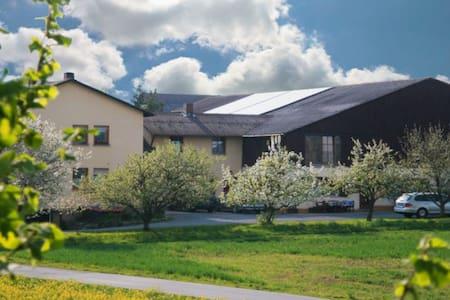 Landurlaub auf Schmidts Ferienhof - Ostheim vor der Rhön - Lejlighed