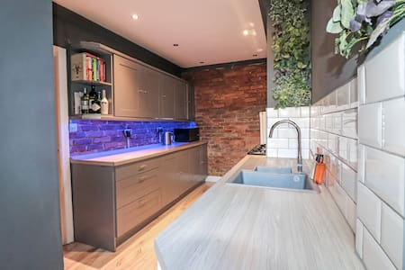 Trendy refurbished Victorian House in Portsmouth