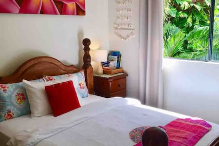 🌺Aloha Palm Cove Studio🌺Beach 400m/4Pools/Cafe☕️