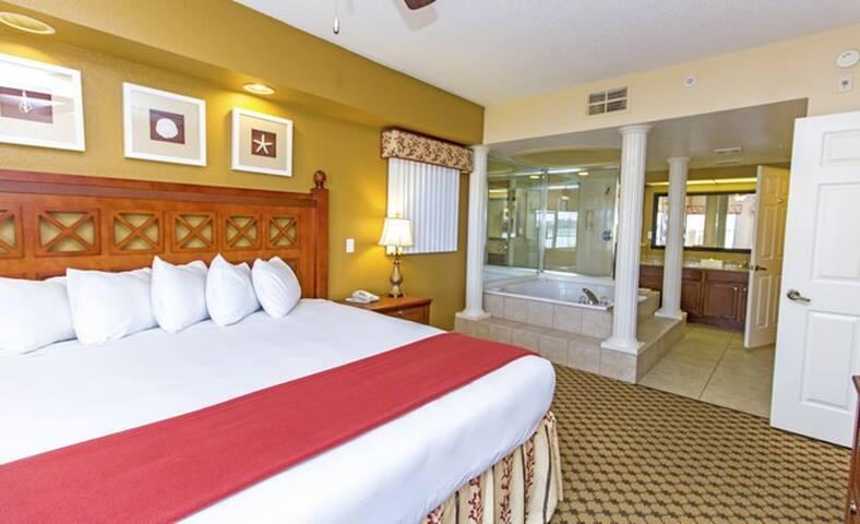 5 Start Resort -8 people full suite, 2 bedrooms
