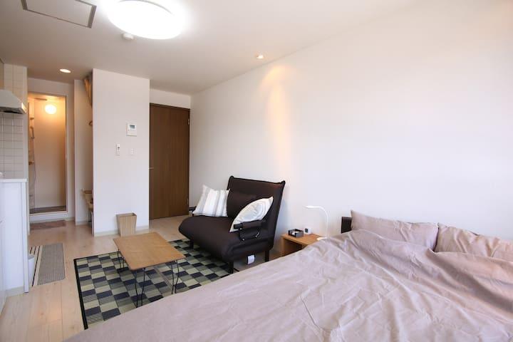 Apartment Susukino 401