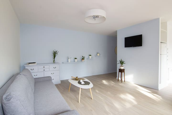Blue City Apartment