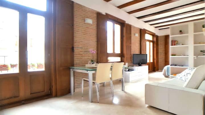 Charming loft in Plaza Redonda -2