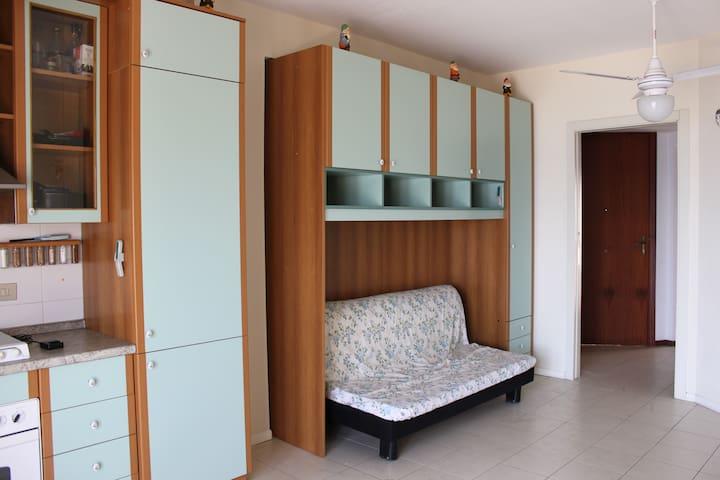 Casa sul lungomare - 5 posti letto - Nizza di Sicilia - Leilighet