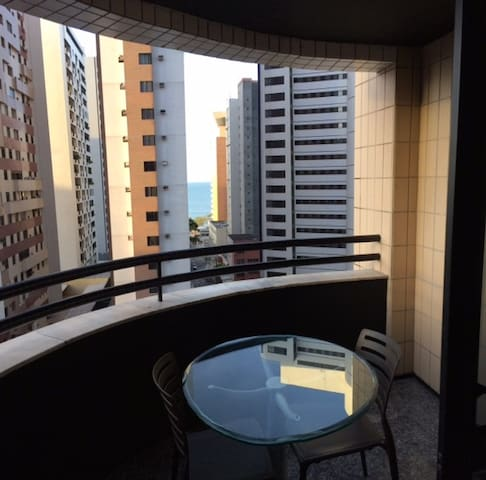 Flat Saint Martin-Tulip Inn 200 metri dal mare - Fortaleza - Lejlighed