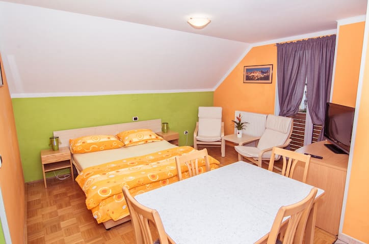 Apartments Skok - Bovec - Appartement