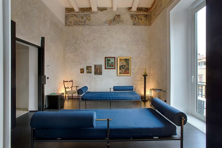 All and Sant Luxury Rooms: San Gennà