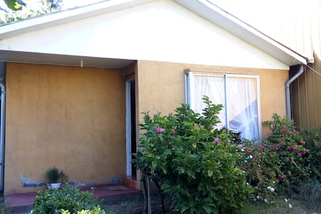 Nice house with garden, 5 minutes to Temuco Centre