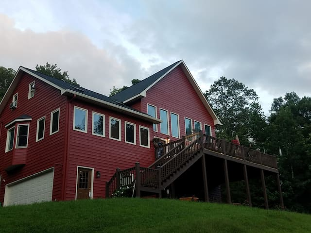 Moose Mountain Getaway 1