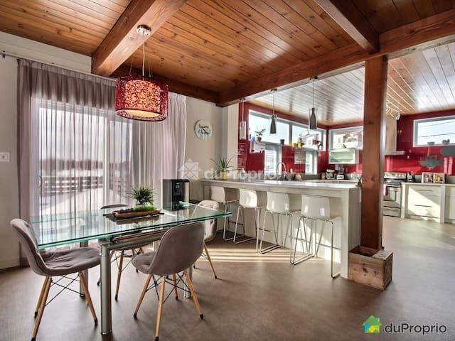 Grand cottage matanais