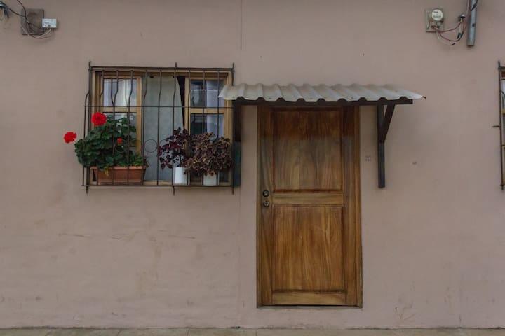 -Apartamento familiar en Concepción de Ataco-