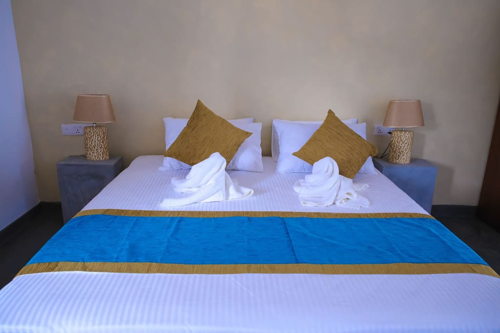 Welcome to your beautiful stay at Hotel Star White in Negombo.