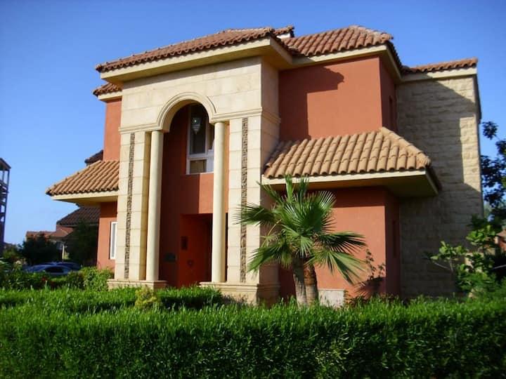 Exotic sahel getaway villa