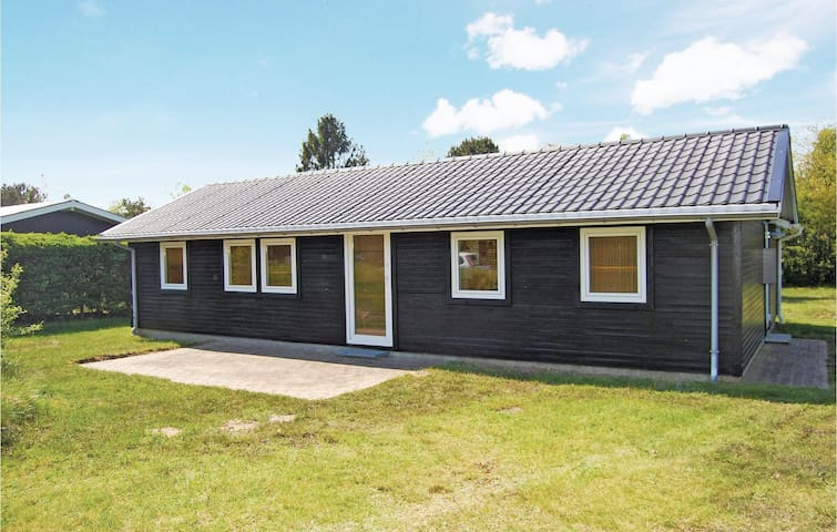 Holiday cottage with 3 bedrooms on 79m² in Fårvang
