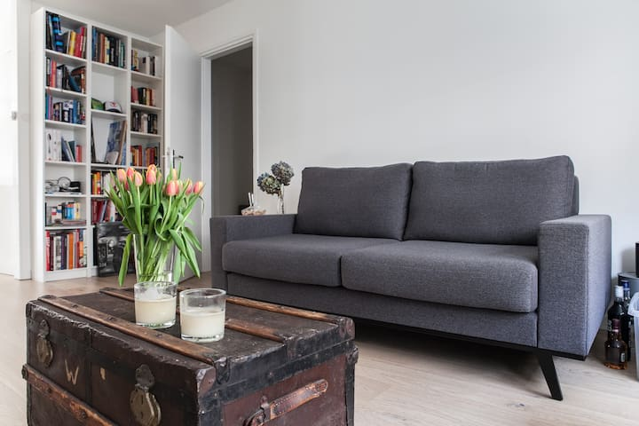 Spacious apartment&garden near RAI - Amsterdam - Appartamento