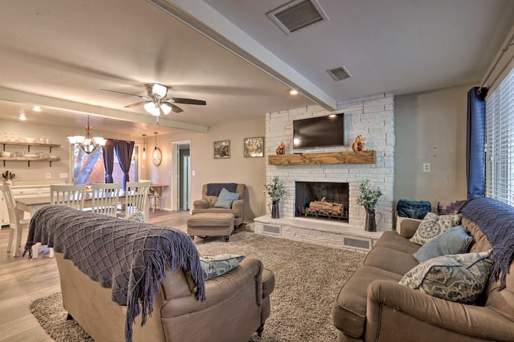 NEW! Charming Payson Home in Tonto National Forest
