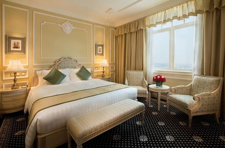 澳门励庭海景酒店(Harbourview Hotel)-高级房 四星酒店