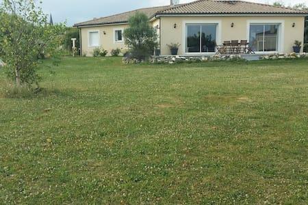 Maison au coeur des vignes - Belvès-de-Castillon
