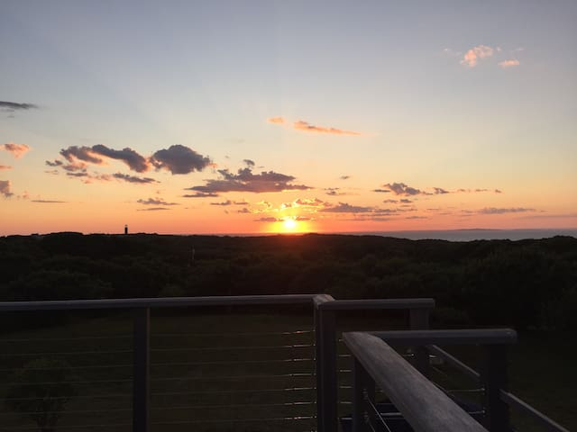 Amazing Views! Sunsets! Historic!!! - Aquinnah - Rumah