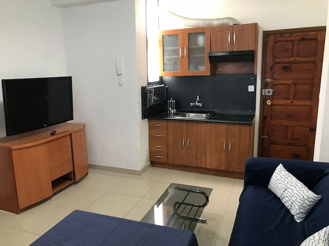 Apartamento Centro de Santa Cruz