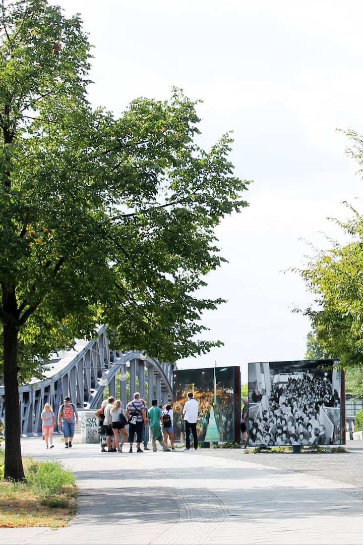 Checkpoint Bornholmer Strasse
