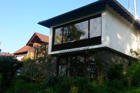 Ferienhaus Wohnlich in Schotten/Vogelsberg - Schotten - Rumah