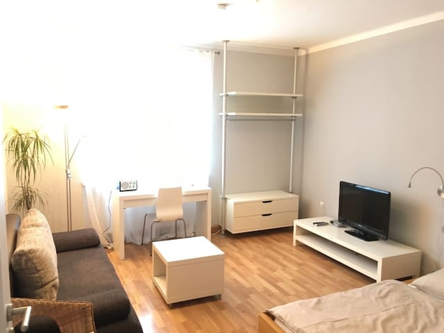 1-Room-Apartment